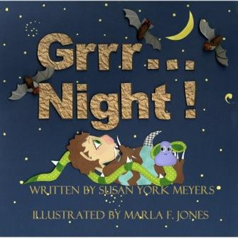 GRRR...NIGHT!                     (SOFTCOVER)