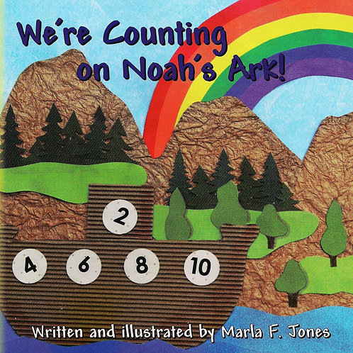 WE'RE COUNTING ON NOAH'S ARK!  (HARDCOVER)