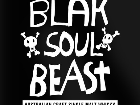 BLAK SOUL BEAST wins silver at the international 2018 Independent Bottlers Challenge in the UK.