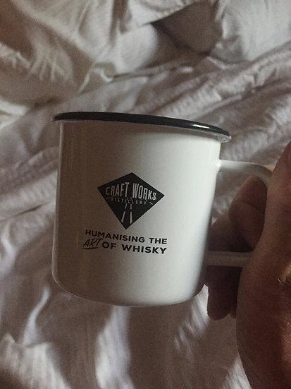 Craft Works Distillery Camping Mug