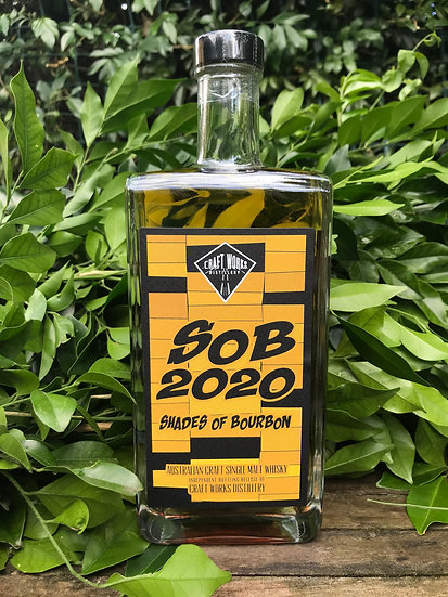SOB2020 Shades of Bourbon