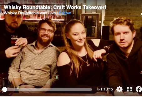 Whisky Roundtable: Craft Works Takeover!