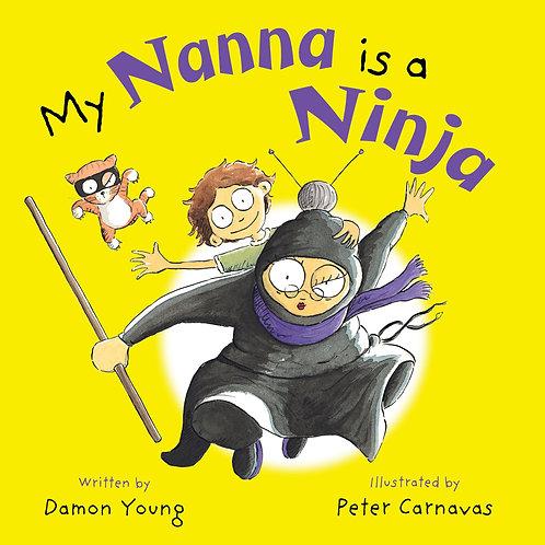 My Nanna is a Ninja (Signed)