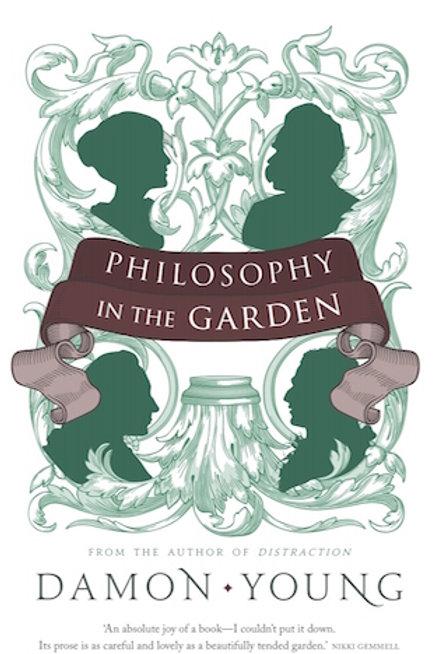 Philosophy in the Garden (Signed)