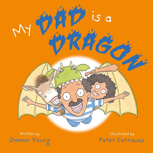 My Dad is a Dragon (Signed)