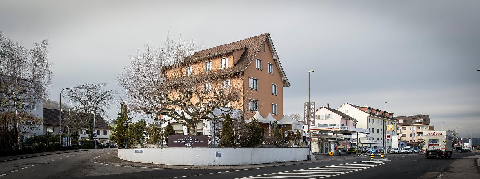 Seilers Hotel und Restaurant Liestal