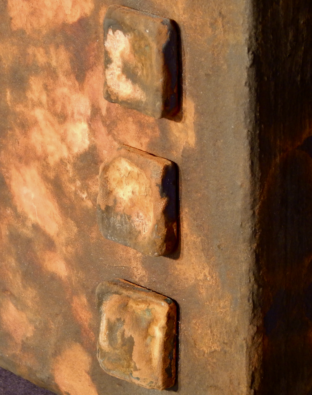 The Wise Crone (Baba Yaga), Detail 2