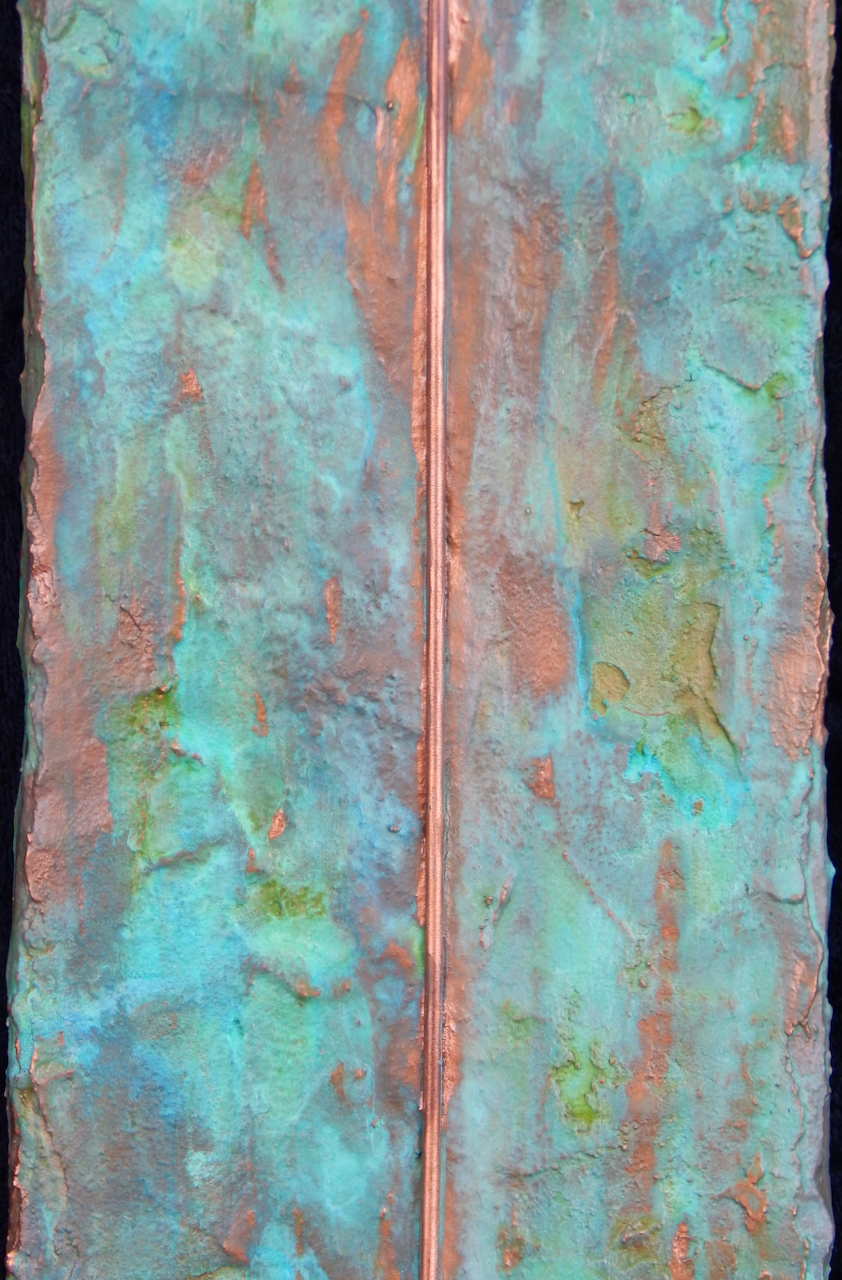 Copper Patina One, View 2