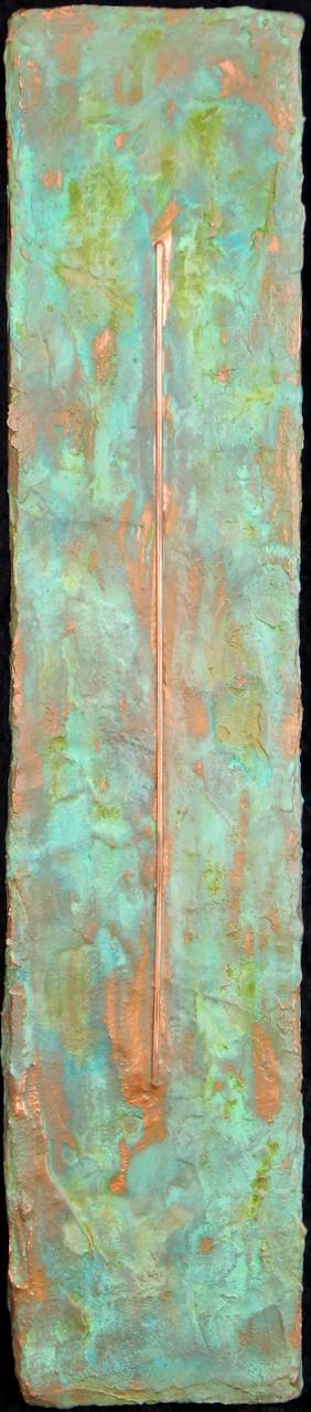 Copper Patina One