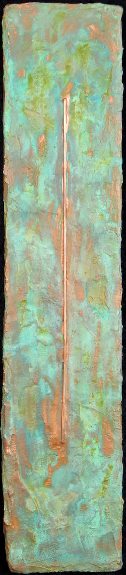 Copper Patina One