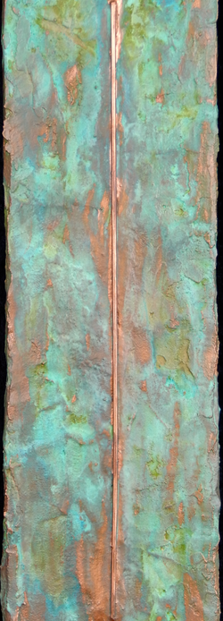 Copper Patina One, View 1