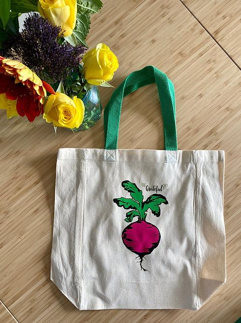 The Grateful Chef Canvas Bag