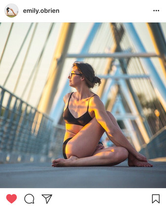 Pose of the Week: Ardha Matsyendrasana, A.K.A. Half Lord of the Fishes Pose