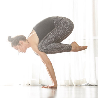 Pose of the Week: Bakasana, Crane Pose
