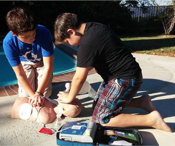 American Heart Association CPR Class