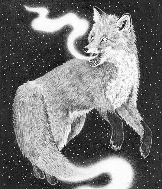 The Ominous Kitsune