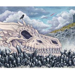 Where Dragonglass Dwells