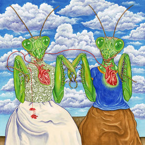 The Two Mantises