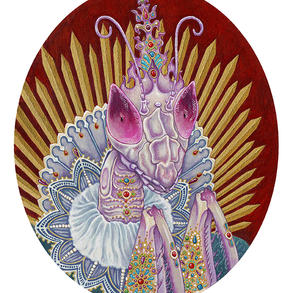 Saint Cryptic the Mantis