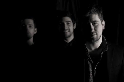 Joachim Caffonnette Trio (c) Aniss Hamdi
