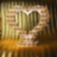 Ferrero Rocher Heart Stand