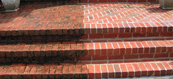 Brick Steps - Before & After