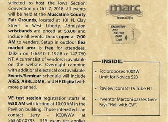 ARRL Iowa Section Convention