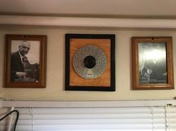 Amateur Radio Interior Decorating