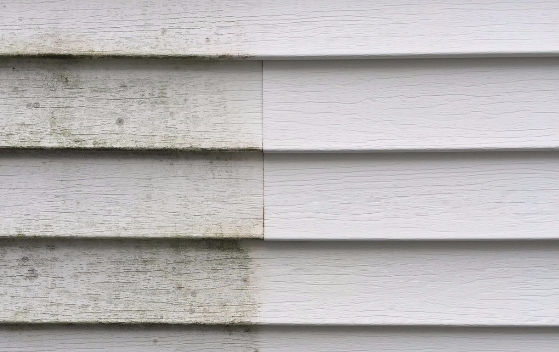 Vinyl Siding - Before & After