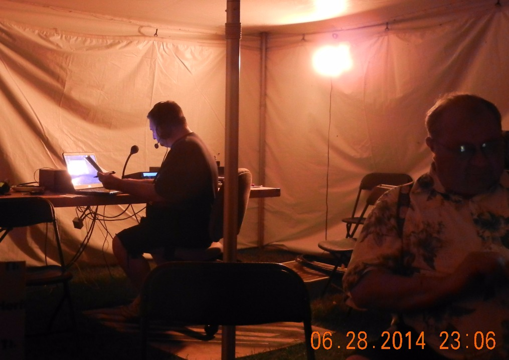 Amateur Radio Field Day 2014