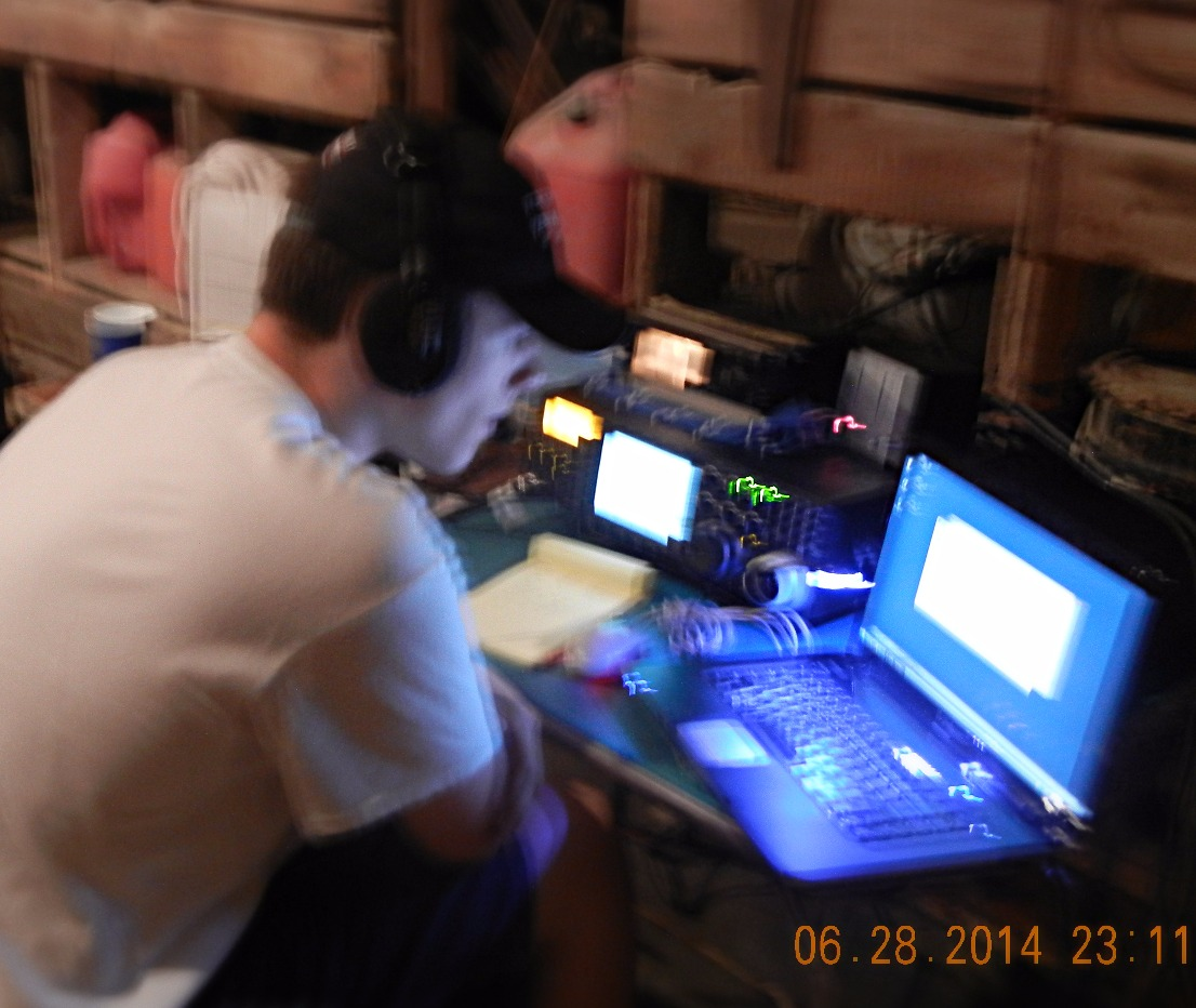 Amateur Radio Field Day 2014