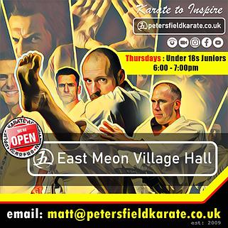 East Meon Karate