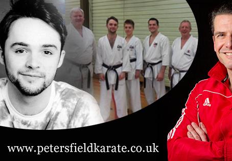Hello Karate, My Old Friend…