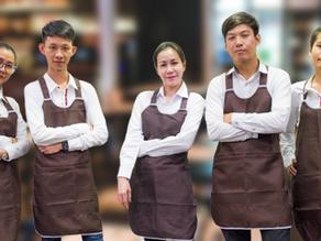 """""""findTEMP""""แพลตฟอร์มสุดเจ๋ง เดลิเวอรี่พนักงานเสิร์ฟพาร์ทไทม์ให้คนทำร้านอาหาร แก้โจทย์พนักงานหายาก"""
