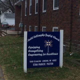 Faith Fellowship Baptist Church