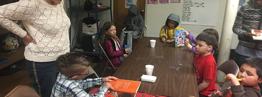 Read-A-Thon March 2017