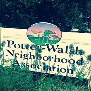 Potter/Walsh Neighborhood Association