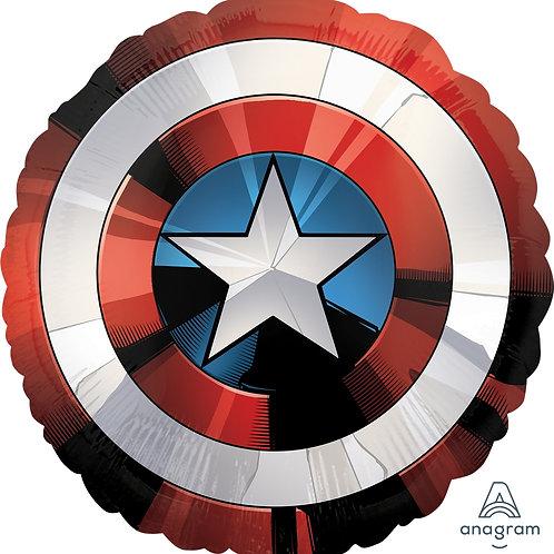Balão Escudo Avengers