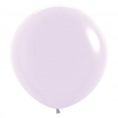 Balão Látex Lilás Mattte 60 cm