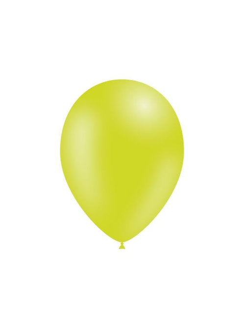 Balão Látex Verde Lima