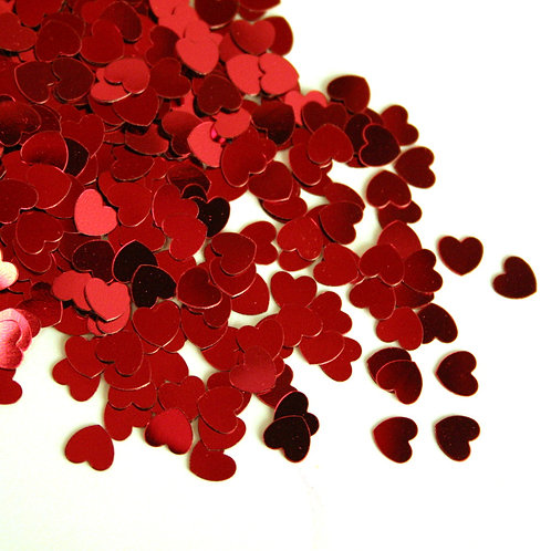 Confetti Corações