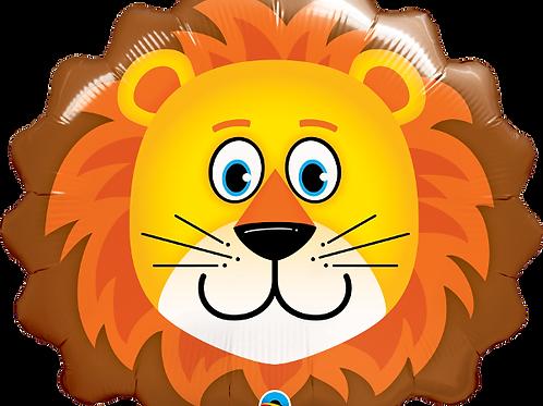 Balão Foil Selva Leão