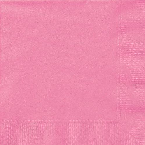 Guardanapos Rosa Escuro (Pequeno)
