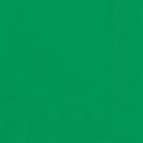 Guardanapos Verde Escuro (Grande)