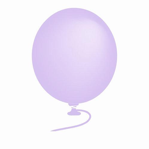 Balão Látex Lilás Matte