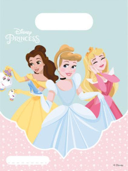 Sacos de Lembranças Princesas