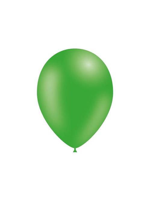 Balão Látex Verde Médio