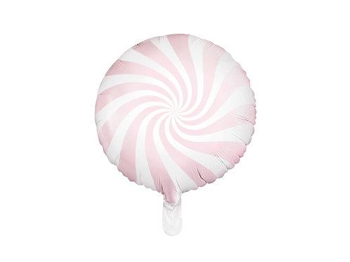 Balão Foil Candy Rosa