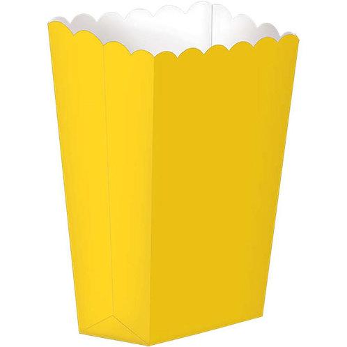 Pacote Pipocas Amarelo