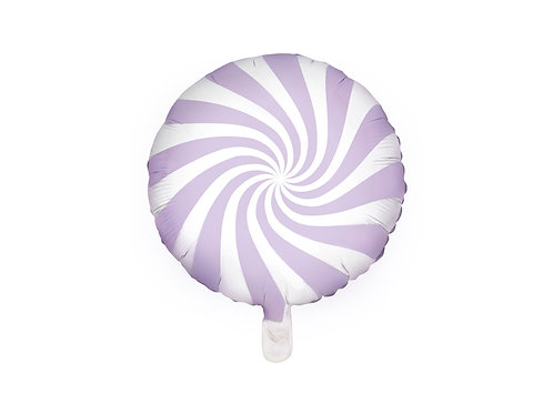 Balão Foil Candy Lilás